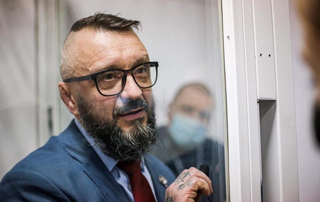 Андрея Антоненко выпустили из СИЗО под круглосуточный домашний арест