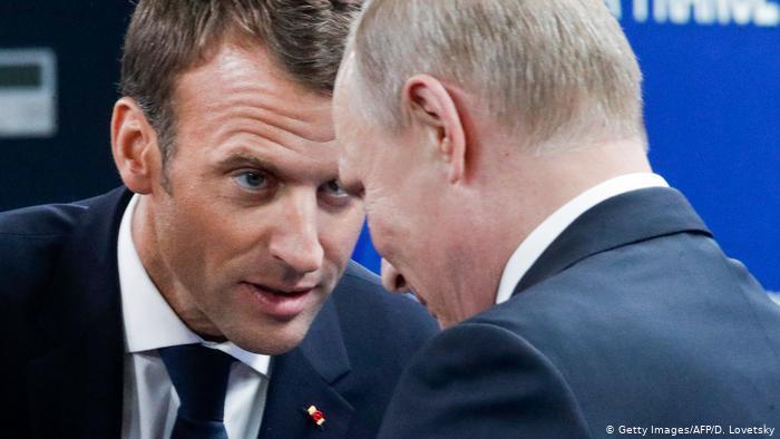 После встречи с Зеленским! Макрона шокировал — срочно хочет увидеть Путина. важный шаг