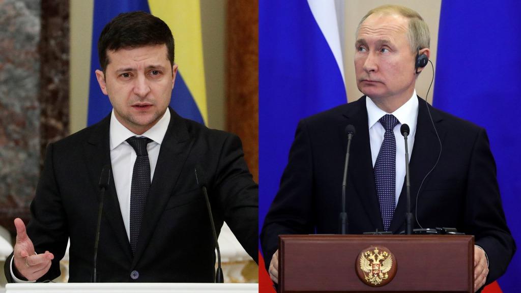 В эти минуты! Путина опустили — «русские марионетки»! Зеленский поддержал — этого не произойдет, разблокировать!