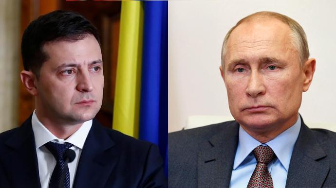 то глупо! У Путина шокировали — срочная встреча. Зеленский в ауте — никогда не согласится. Тупик!