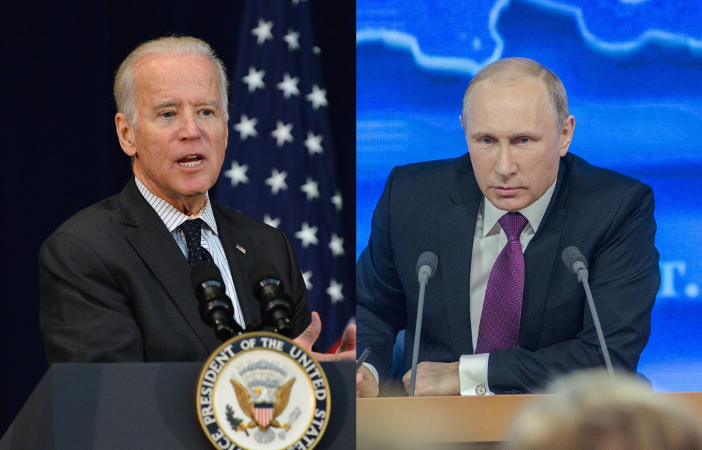 Войска к границе! Перед переговорами с Байденом — план Путина выплыл: разделить мир! Полномасштабная агрессия