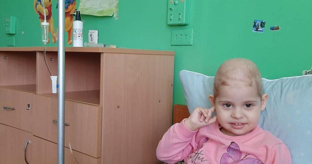 Нужна немедленная помощь! Почти большую часть своей жизни Софийка борется с тяжелым диагнозом