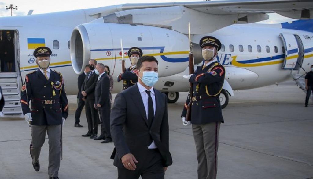Руководители ряда государств согласились приехать в Украину на учредительный саммит Крымской платформы