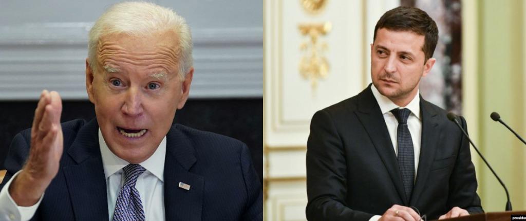 Крым — это Украина!Только что — еще одни санкции: удар по России. Байден влупил — Зеленский аплодирует!
