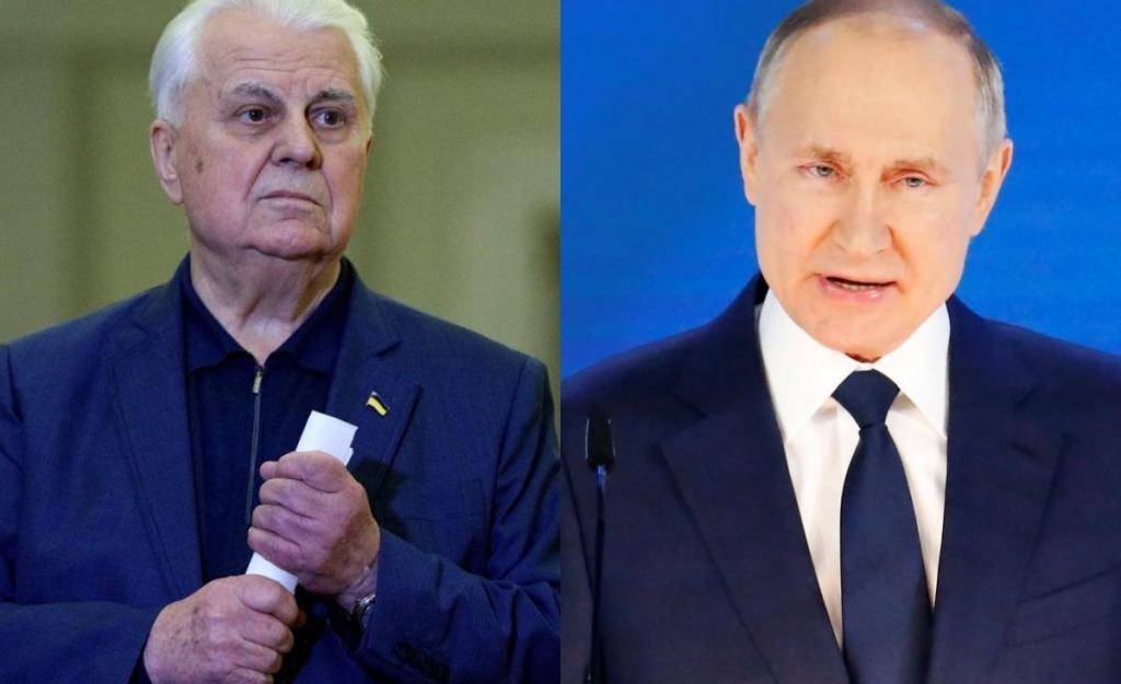Встреча на Донбассе! Срочно, Кравчук готов — есть что сказать: Кремль трясет — Путин в ауте!