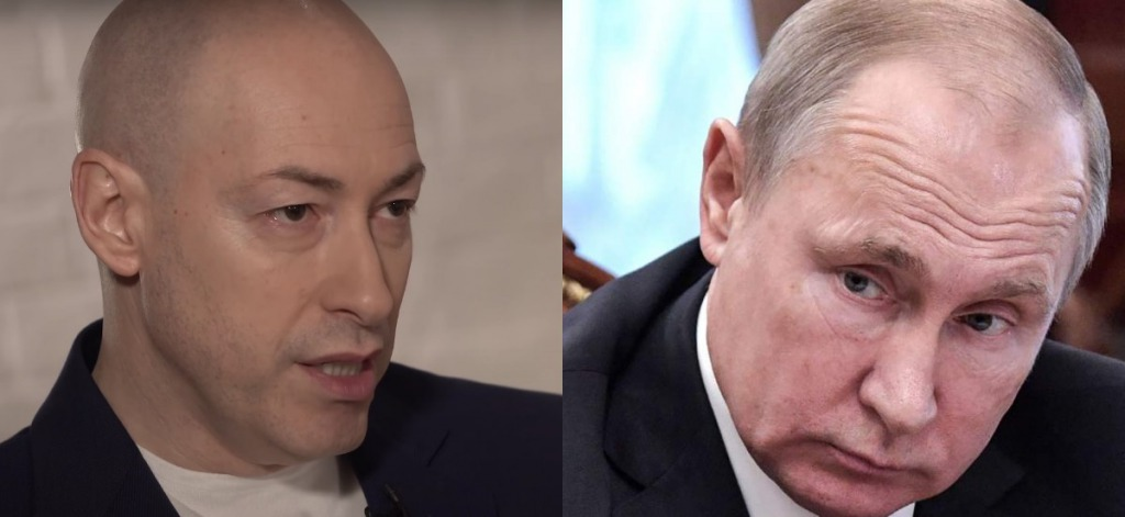Он истлел внутри! Гордон жестко влепил Путину — прямо в эфире: гробы в Россию, роковой удар!
