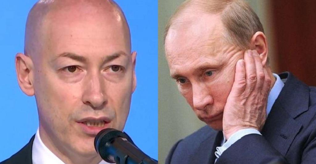 Просто в эфире! Никаких переговоров — Гордон влепил Путину: не о чем разговаривать. Зеленский в шоке!