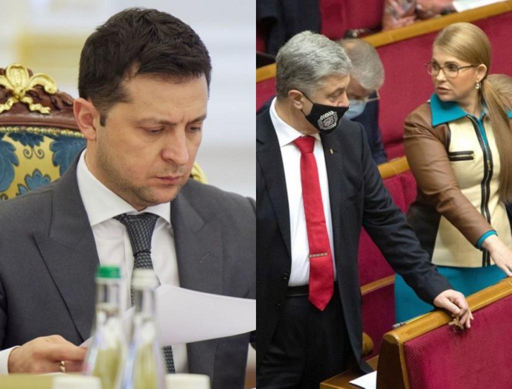 10 минут назад! Бунт — просто в Раде, Тимошенко решилась. Заговор: вернуть его. Украинцы не стерпели