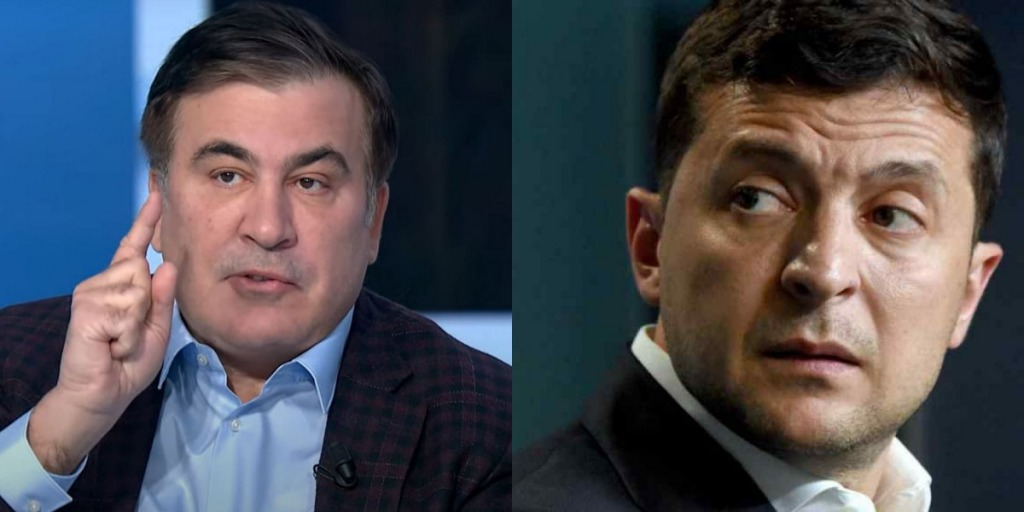 Притворился дурачком! Саакашвили в шоке — разоблачил министра: коррупционные схемы. Зеленский в ярости — уволить всех!