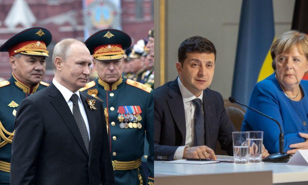 30 минут назад! Путин все — приговор для режима, армия готова. Роковой удар — весь мир с нами: сметут!