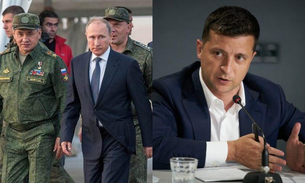 В эти минуты! Путин все — удар в спину, свои же смели. Это произошло — Зеленскому доложили: ультиматум!