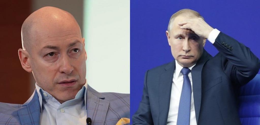 Абсолютное зло! Гордон уничтожил Путина — слов не подбирал: стрелять в ответ — должен ответить!