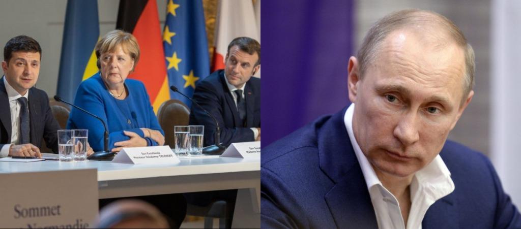 Сразу после встречи! Зеленский все сказал — важные детали. «Нормандская четверка» — уже скоро : Путин не ожидал!