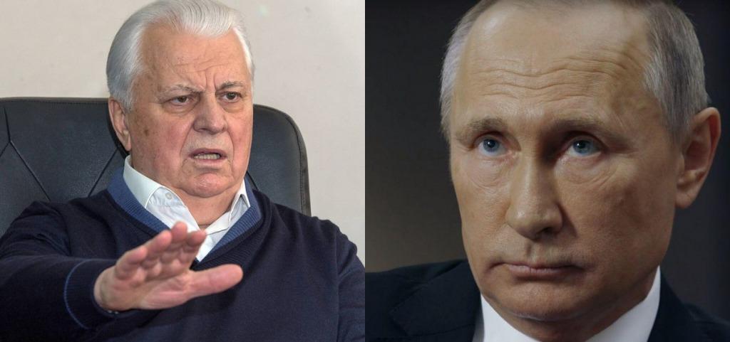 Пойти в наступление! Кравчук снес Путина — прямо на заседании: защитить свою землю — страна на ногах!