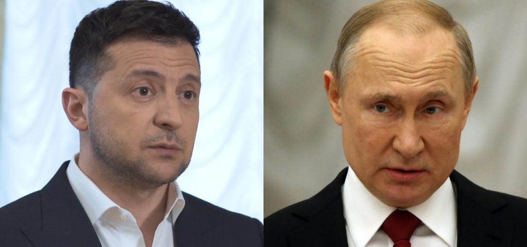 Когда закончится война! Встреча с Путиным — Зеленский влупил: прямо на Донбассе — мощное заявление!