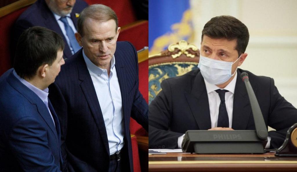 Сразу после санкций! Произошло неслыханное — Медведчук шокировал: Зеленский в ярости — правду услышали все!