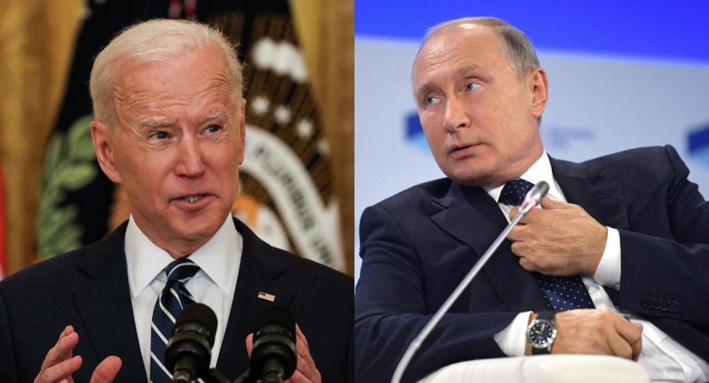 Прямо в глаза! Байден влупил — летом: жесткие санкции — Кремль трясет. Путин в ужасе — это конец!