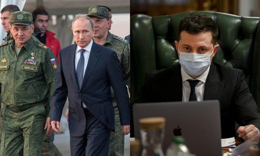 Это взрыв! ОП на ногах — тайный план Путина. У Зеленского ответили — удары по всем фронтам: война!