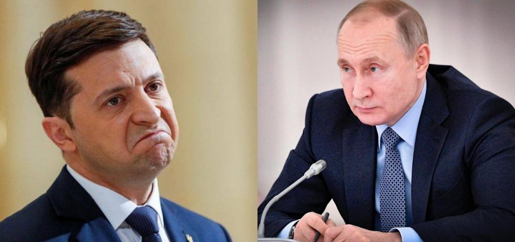 Остановить войну! Зеленский влупил — Путин все: его окончательно добили. Сразу после санкций!