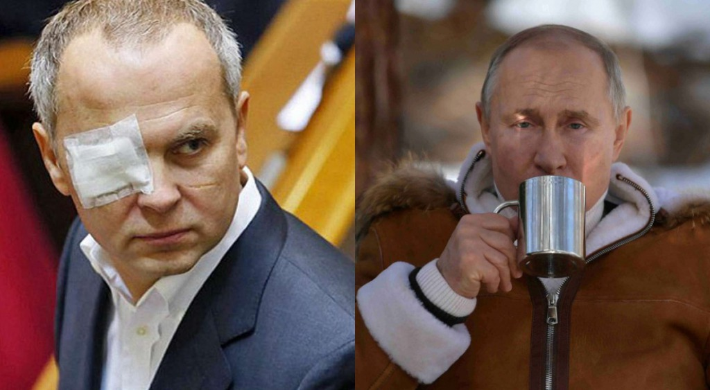 Просто в эфире! Шуфрича безжалостно размазали — измена: на ваших руках кровь. Задавайте вопросы Путину!