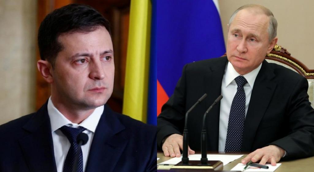 Мы готовы к бою! Зеленский зарядил — публичный вызов Путину. Терпению конец — циничный ответ!