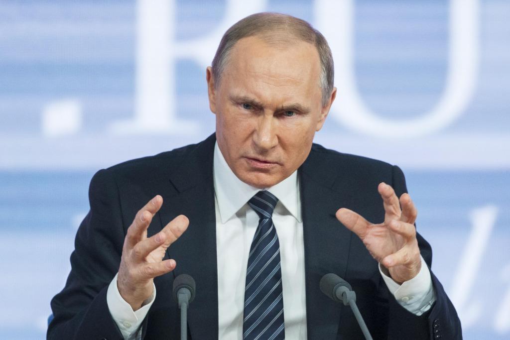 Восстановление Российской империи! Путин ошеломил — планы разоблачены: прямо на границе — угроза нападения!