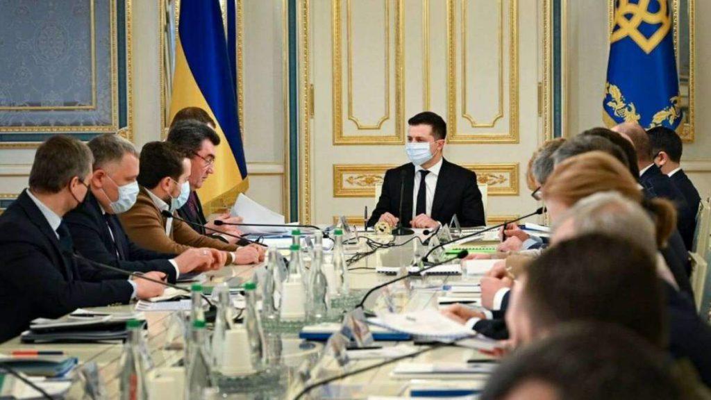 Срочное заседание СНБО! Сразу после поездки — Зеленский все сказал. Данилов не ожидал!