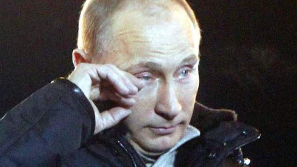 Объективно ослабевает! Только что — Путина безжалостно уничтожили: посылают четкие сигналы — это конец!