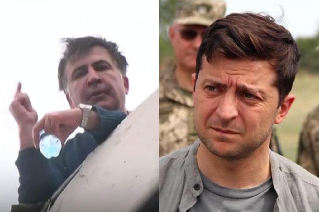 Новый закон! Зеленский не отступит — Саакашвили аплодирует. Изменить систему — украинцы заждались!