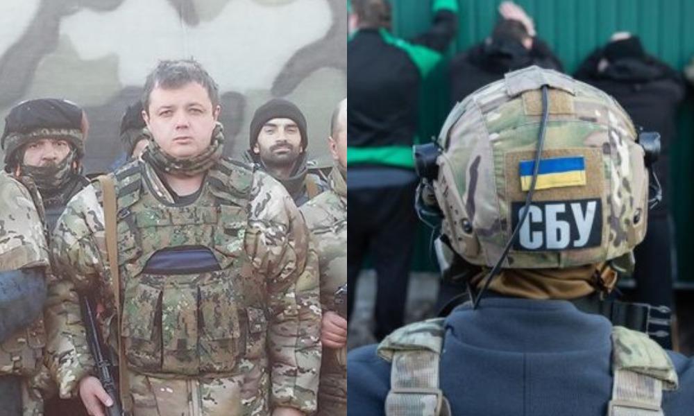 Час назад! Прямо в суде — под стражу, Семенченко взорвался заявлением: когда был депутатом, СБУ в ауте! Громкое дело