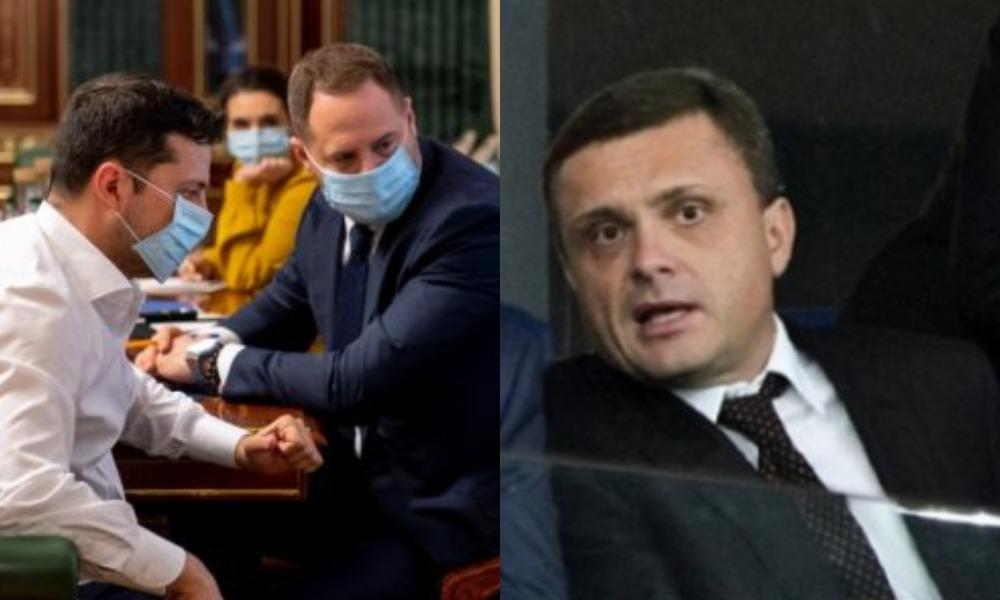 Только что! Левочкина разоблачили — «друг всех президентов», Ермак в ауте: его замена — со своей свитой! Банковую трясет