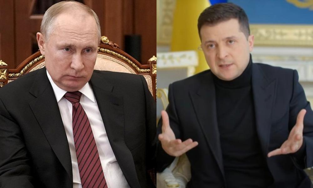 Украина не Грузия! У Зеленского не вытерпели: минируют мосты — Путин ужасе, не решится наступать — НАТО снесло!
