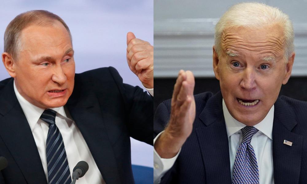Только что! У Байдена ударили — уже у границ, вместе с НАТО — Путин в истерике: подразделения российской армии! Поддержат