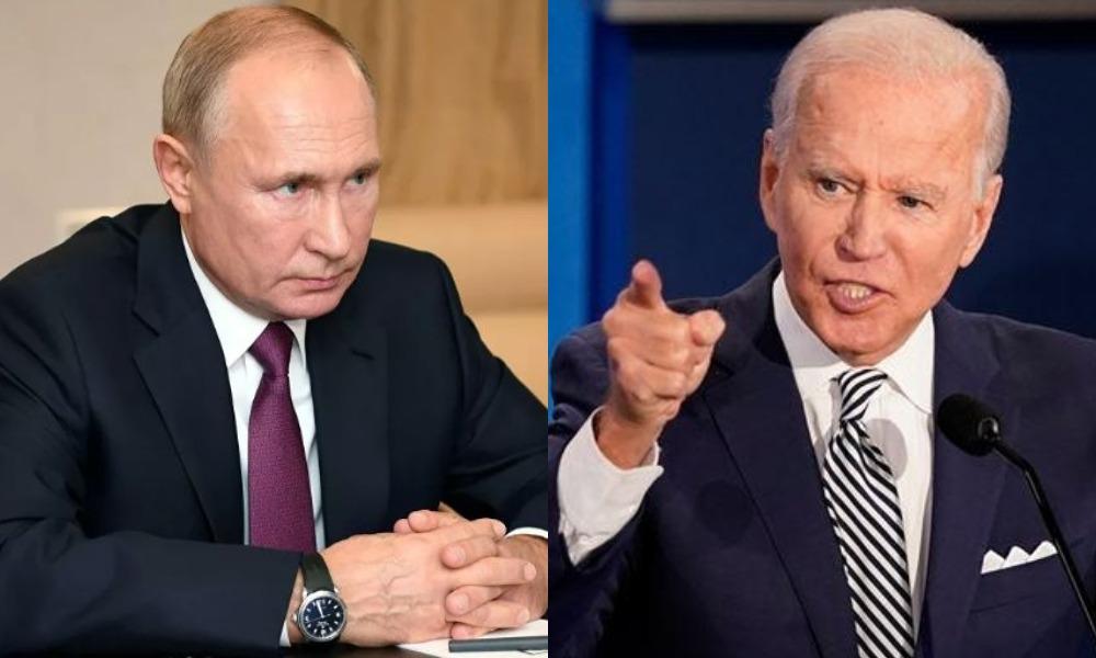 Поздно ночью! Срочный разговор — Байден предупредил: убрать войска от границы — Путина снесли! Поддержат