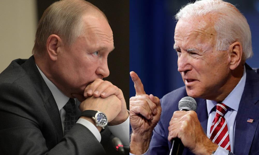Отвести войска! У Байдена ударили — наращивание сил, Путина уничтожили: больше чем в 2014, США наготове! Цель ясна
