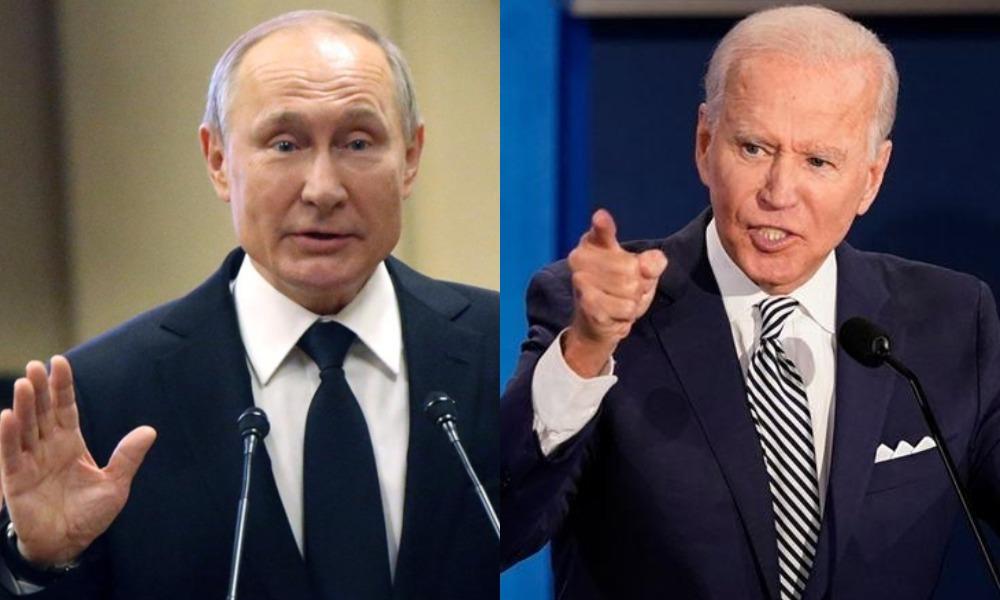 Россия — агрессор! Прямо на границе — у Байдена врезали: провокации Кремля, НАТО готов — бок о бок с Украины!