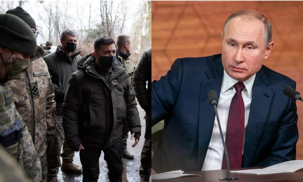 Поток гробов в России! Нанести удар — пушки готовы Путин выпал, прочь от границы! Началось