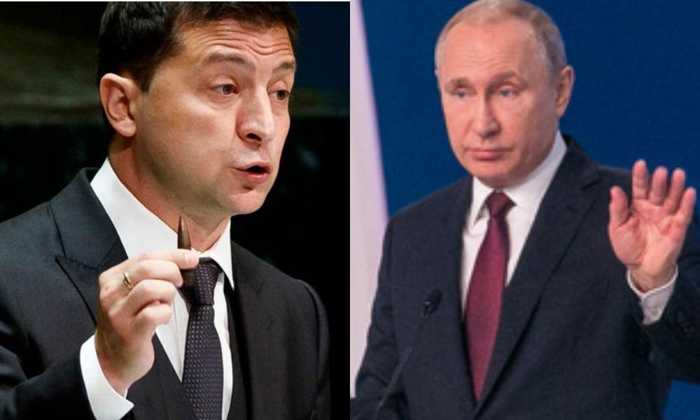 Пол часа назад! Угрозы ядерным оружием — Путин сошел с ума: «не хочет воевать», циничные заявления. Зеленский потрясен