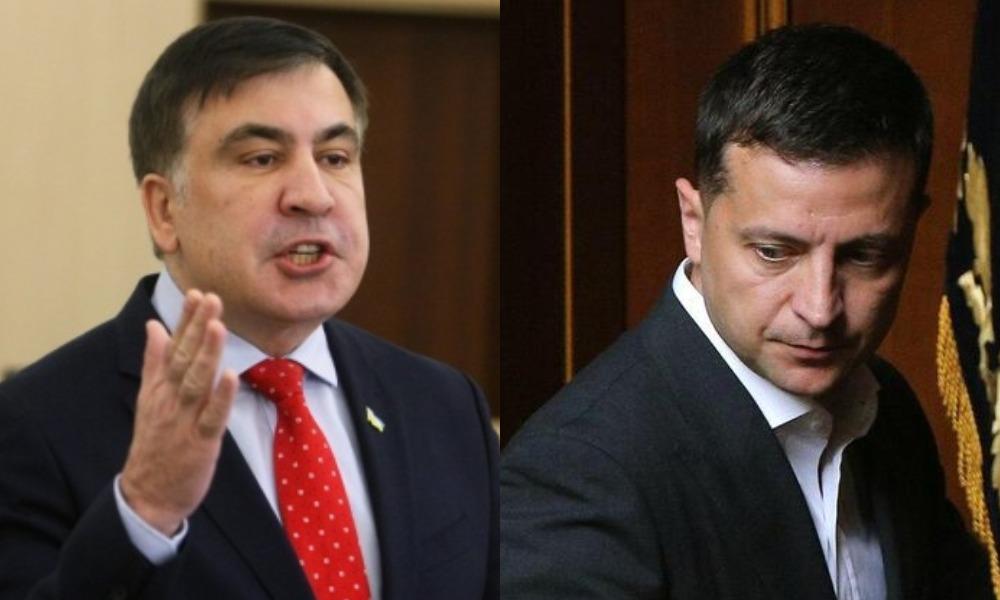 37 миллиардов! Саакашвили влупил — ежегодно воруют: министры в ауте, Зеленский не ожидал — сразу увольнять! Нужно быть жестким