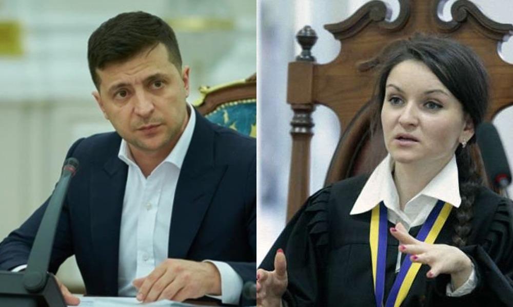 Скандальная судья Царевич вернулась на работу в Печерский райсуд