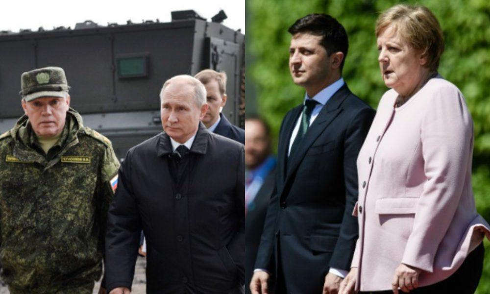 15 минут назад! Меркель добила — Зеленский не стал молчать. Мощный союзник — Путина сметут