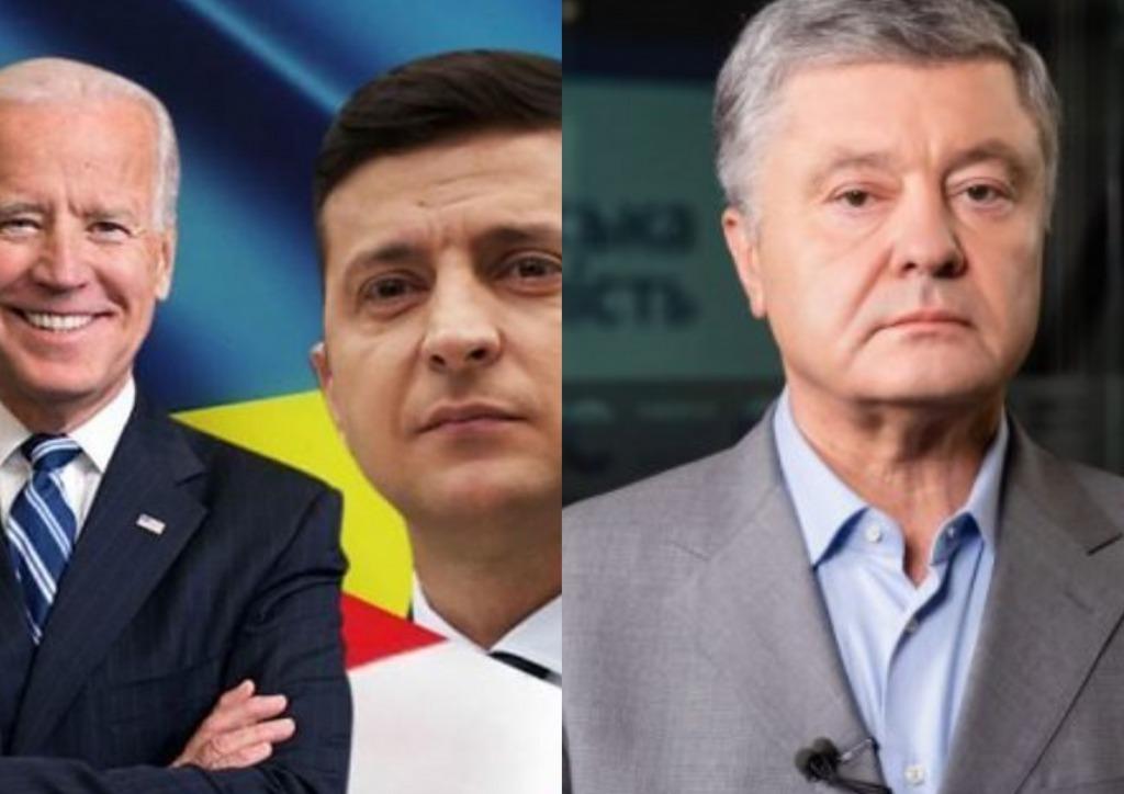 После звонка Байдена! Порошенко ошеломил — устроил «цирк». «Примазаться» не получилось — украинцы возмущены!