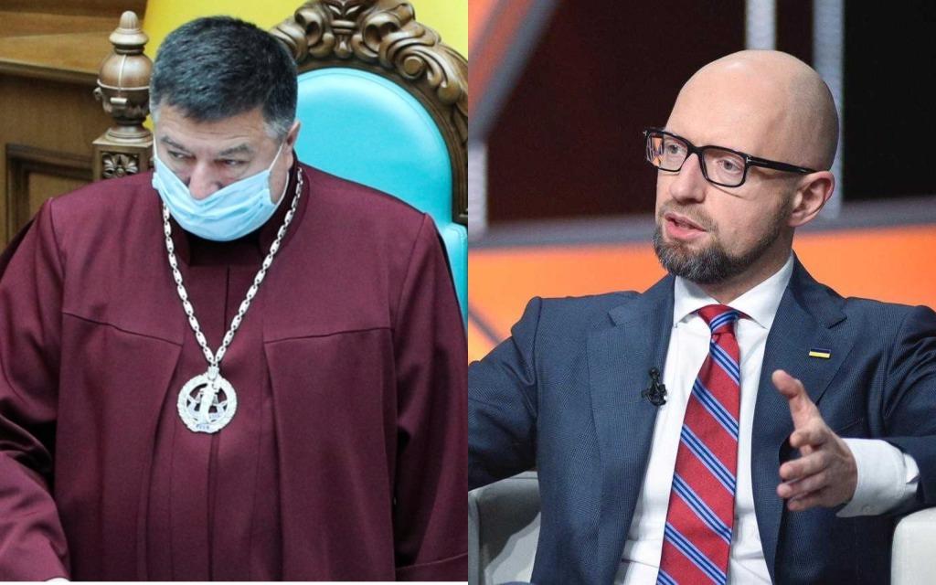 Просто в КСУ! Принудительный привод: Тупицкий не вернется! Яценюк не стал молчать: «ликвидация КС»!