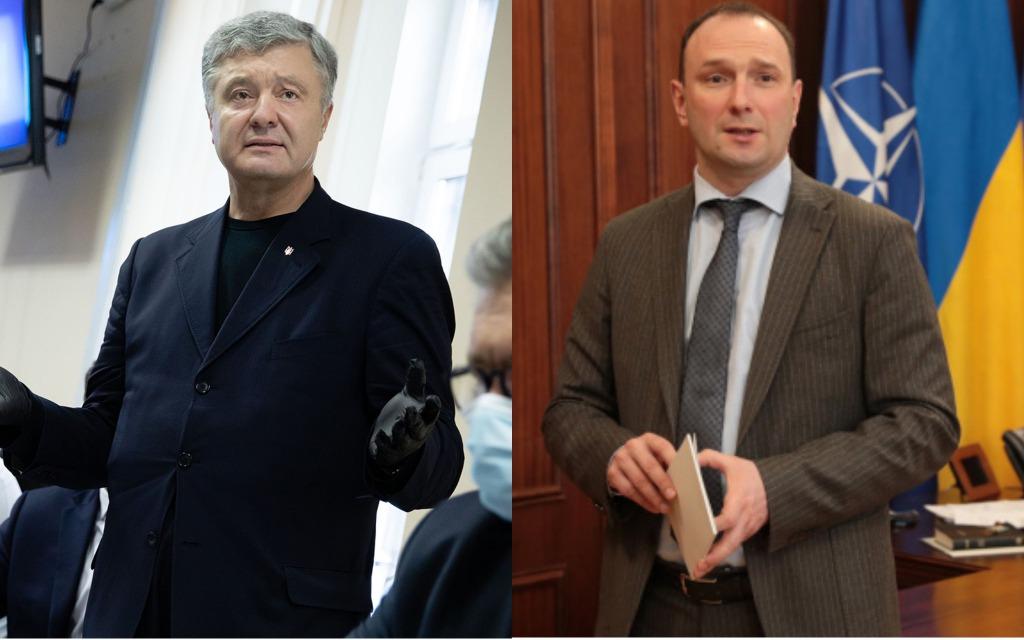 Просто сейчас! Дело Порошенко: Божок хочет вернуться! Направил письмо Кулебе — подозрение отменено!