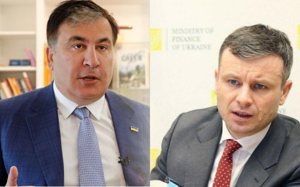 Прямо сейчас! Конфликт из-за должности: Саакашвили и Марченко взорвались! «Шулер» против «букашки» — чего ждать дальше?