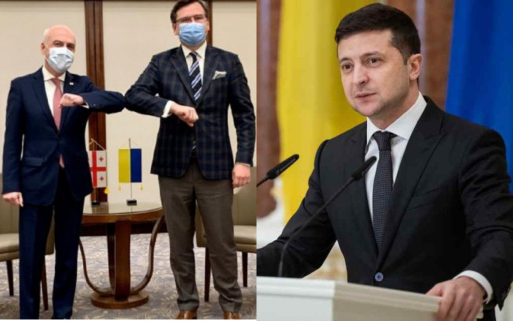 Совсем скоро! Кулеба сделал это — вместе с Грузией! Членство в НАТО: «вопрос времени», Зеленский поддерживает!
