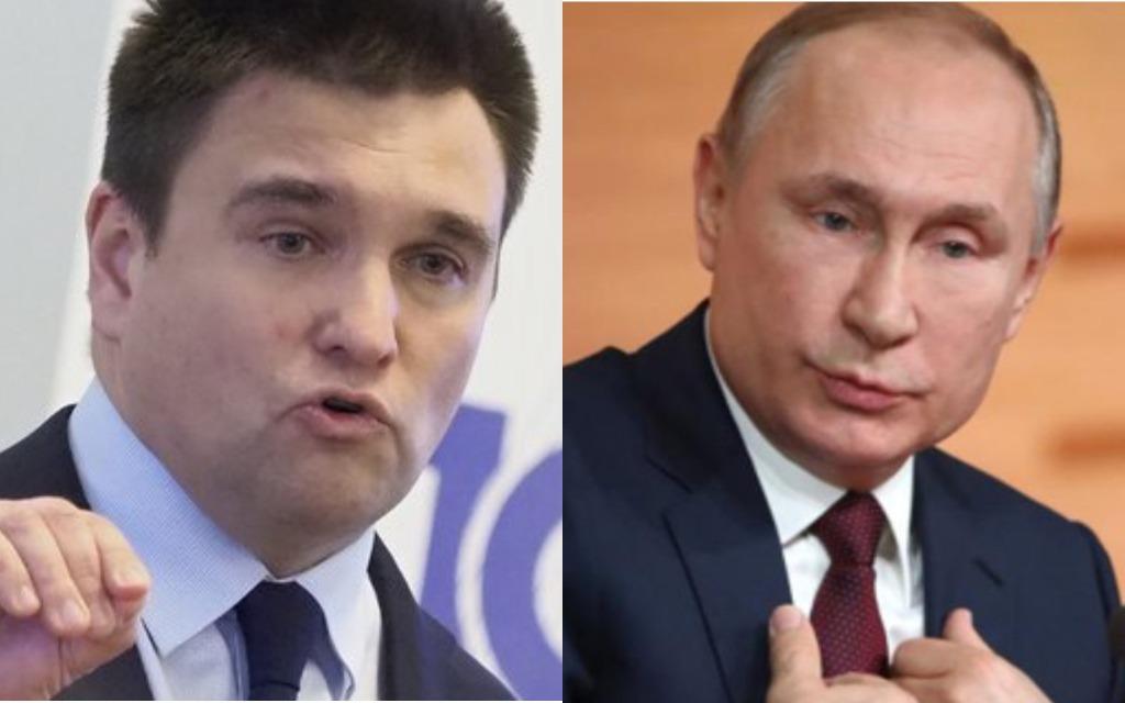 Просто сейчас! Климкин разбил: нужно поддерживать! В Кремле выпали — «российская пропаганда», язык не оставят!