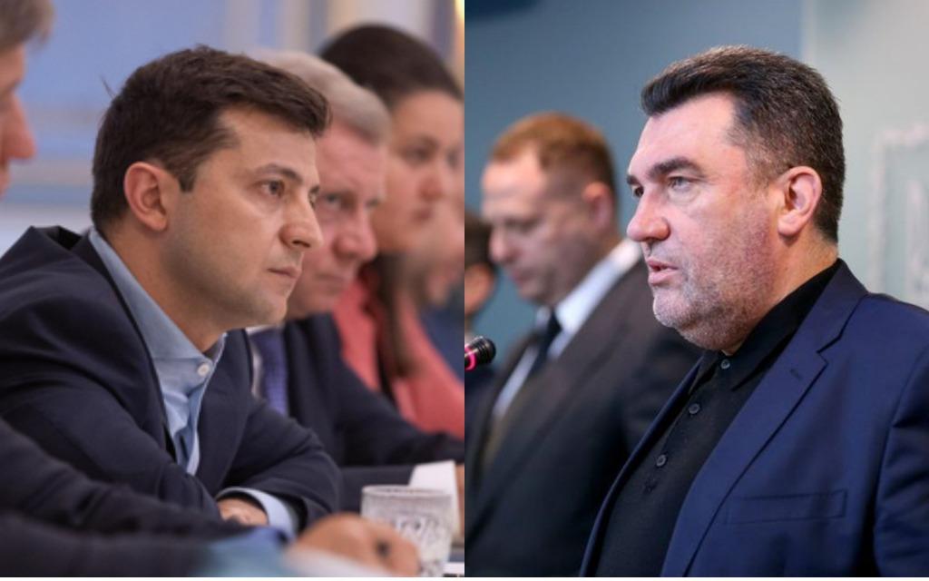 В Украине стартует децентрализация власти. Зеленский ввел в действие решение СНБО