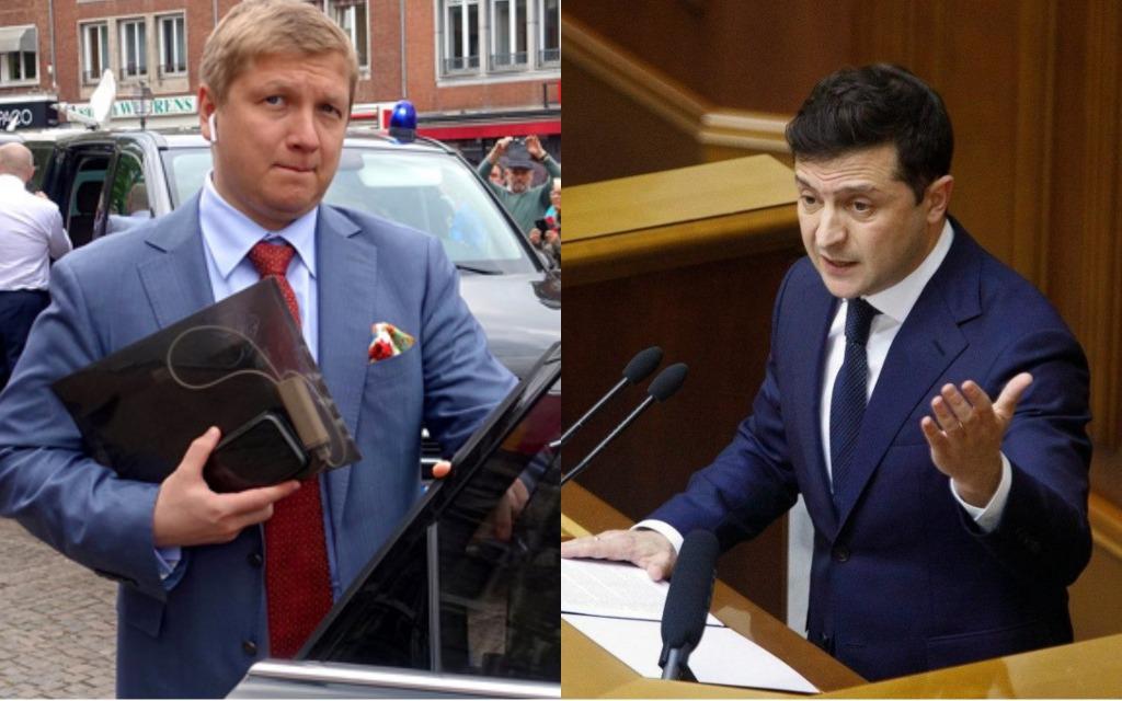 «Нафтогаз Украины» — шило на мыло или рокировка миллионеров