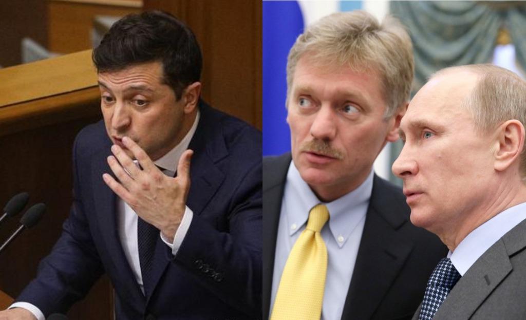 Только что! В Зеленского ответили: не их дело! Песков и Путин затихли — «давно уже не под Москвой»!